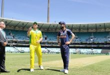 Photo of 1st ODI: Australia Opt To Bat Against India