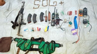 Photo of Malkangiri Swabhiman Anchal: Maoist Cadre Killed, 1 Injured; Arms, Ammunition Seized