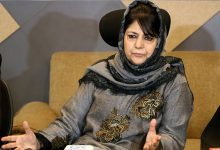 Photo of Mehbooba Claims 'Being Detained Again', Denied Press Meet