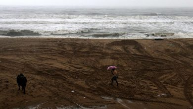Photo of Nivar Weakens Into Low-Pressure Area Over South Andhra