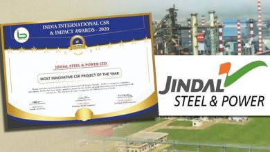 Photo of JSPL Wins India International CSR Impact Awards 2020 For Most Innovative Project