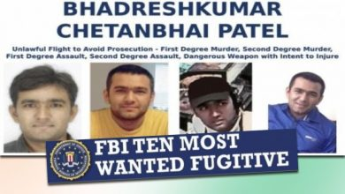 Photo of Indian-Origin Man In FBI '10 Most Wanted' List Carries $100k Reward