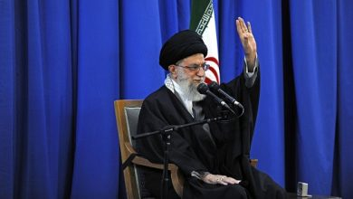 Photo of Khamenei Calls For 'Punishment' Of Scientist's Murderers