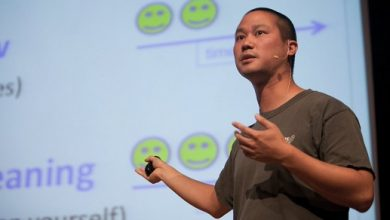 Photo of Former Zappos CEO Tony Hsieh Dies At 46