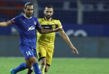 Photo of Hyderabad, Bengaluru Play Out A Drab Draw In ISL