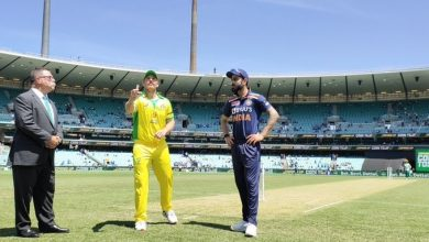 Photo of Australia Opt To Bat In 2nd ODI Against India