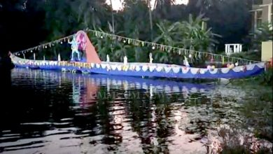 Photo of 150-Ft Long Boat For Boita Bandana Ritual In Balasore Village