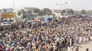Photo of Shah Holds Meeting As Farmers Continue Protest On Delhi Borders