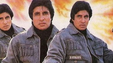 Photo of Big B Gives Glimpse Of A 'Film That Never Got Made'