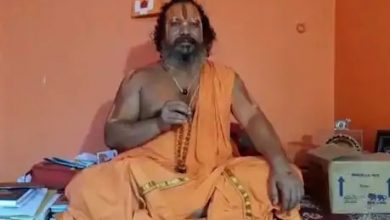 Photo of Ayodhya Saint Has 7 Demands, Wants To End Life