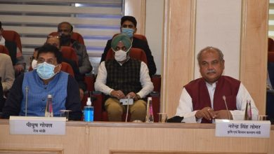 Photo of Govt's Talks With BKU Over, To Continue In Dec 3 Meeting