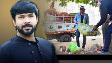 Photo of Sabyasachi Facilitates Transport Of Abandoned Coconut Offerings To Ghatgaon