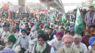 Photo of 5th Round: Farmers' Anger Evident As 'Langar' For Lunch Again