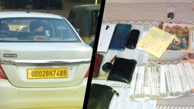 Photo of Bhubaneswar: 4 Drug Peddlers Including Woman Nabbed