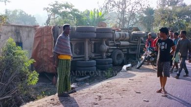 Photo of Truck Rams Into House, Three Including Minor Girl Injured In Keonjhar