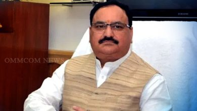 Photo of Nadda Arrives To A Warm Welcome In Lucknow