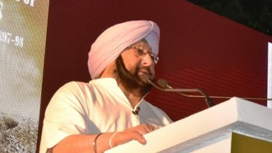 Photo of Repeal Farm Laws To Resolve Crisis, Punjab CM Asks PM