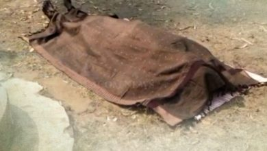 Photo of Night Watchman's Body  Recovered From Lift Irrigation Office In Dhenkanal