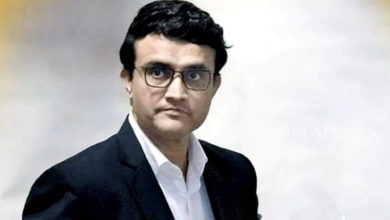 Photo of Ganguly Hospitalised Again With Chest Pain