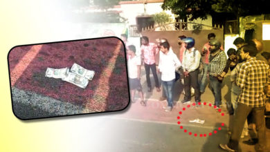 Photo of Rs 500 Currency Note Bundles Seized From Bhubaneswar Street, Probe On