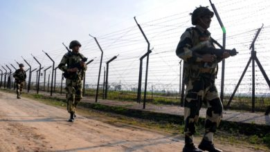 Photo of Minor Who Inadvertently Crossed Loc Repatriated