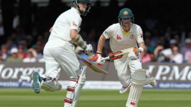 Photo of Aussies Extend Lead To 276 As Smith Completes Half-Century