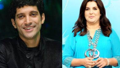 Photo of When Farah Khan Had A Retro Dance With Cousin Farhan Akhtar