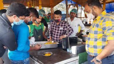 Photo of BMC Cracks Whip On Roadside Eateries, Destroys Stale Food, Slaps Fine
