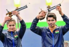 Photo of Ace Shooters Saurabh, Manu Win T1 Air Pistol Trials