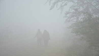 Photo of Fog Affects Life In J&K Amid Intense Cold Wave