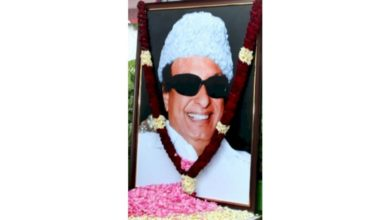 Photo of PM Pays Tributes To MGR On Birth Anniversary