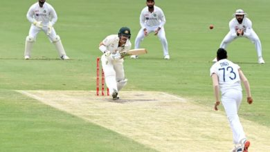 Photo of Australia 149/4 At Lunch On Fourth Day, Ahead By 182 Runs