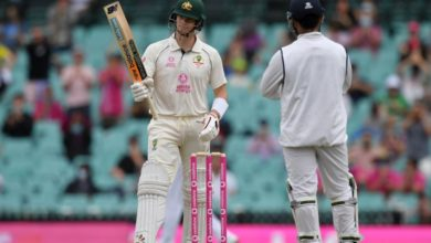 Photo of 4th Test: Smith's Fifty Helps Australia Extend Lead To 276 At Tea