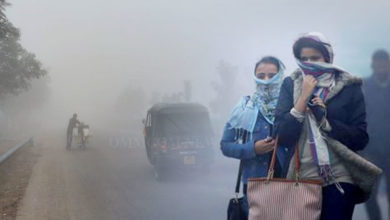 Photo of Cold Wave, Foggy Conditions Continue To Sweep Odisha, Mercury May Dip Further