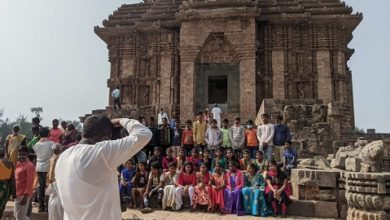 Photo of Photographers, Guides Of Sun Temple See A Ray Of Hope