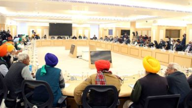 Photo of Talks Between Govt, Farmer Leaders Postponed To Jan 20