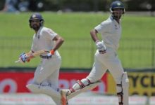 Photo of Gill Rolls On, Pujara Takes Blows As India Go To Lunch At 83/1