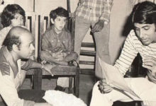 Photo of Big B's Throwback Pic From Mr Natwarlal Set With Hrithik As A Child