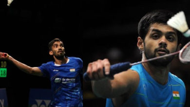 Photo of Thailand Open: Praneeth Tests Covid-19 Positive, Srikanth Withdraws