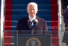 Photo of Joe Biden Sworn In As US President