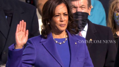 Photo of Kamala Devi Harris Sworn In As Vice President