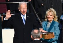 Photo of In Historic Rite, Biden, Harris Sworn-In To Lead US