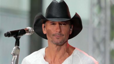 Photo of Tim Mcgraw Was 'Apprehensive' When Taylor Swift Named Song After Him