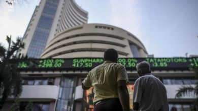 Photo of Sensex Breaches 50,000 For The First Time
