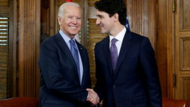 Photo of Biden's 1st Foreign Leader Call To Be With Trudeau