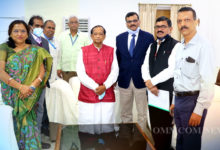 Photo of E-Assembly: Union Parliamentary Affairs Secretary On 3-Day Odisha Visit, Calls On Speaker