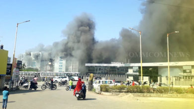 Photo of 5 Killed In Serum Institute Plant Fire, Covid Vaccine Safe