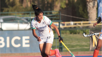 Photo of India Junior Hold Chile Senior To 2-2 Draw In Women's Hockey