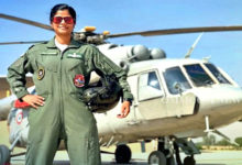 Photo of Flt Lt Rathore To Be First Woman Leading R-Day Parade Flypast