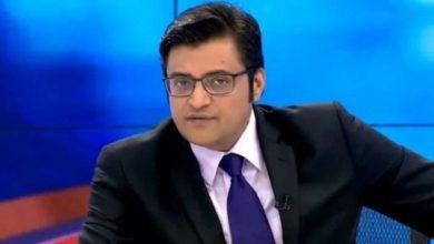Photo of Arrest Arnab For 'Treason', Demands Maha Congress